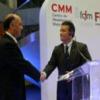 Presidente nacional participó en alianza tecnológica entre Codelco, CMM y FCFM