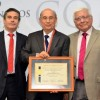 Premio Infraestructura 2015 es otorgado al ingeniero civil Germán Millán Pérez