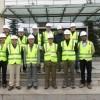 Ingenieros visitaron empresa Molymet