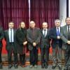 Autoridades de nuestro gremio participaron en Seminario de la Universidad Autónoma de Chile sede Talca en conmemoración del Día de la Ingeniería