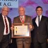 Premio Infraestructura 2016 es otorgado al ingeniero civil Jorge Rivas