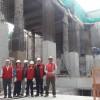 Consejo de Especialidad de Ingeniería Civil realizó visita a Metro de Santiago