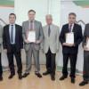 Presidente nacional participa en entrega de certificados de personas competentes en recursos y reservas mineras
