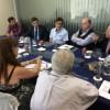 Consejo Zonal Metropolitano se reunió con el Presidente del Colegio de Ingenieros de Chile A.G Ing. Cristian Hermansen y con el Presidente de la Asociación de Ingenieros del MOP Ing. Mario Maureira.