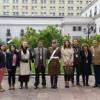 Visita al Palacio de la Moneda