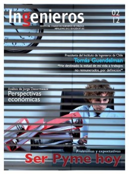 2012 04 Revista Ingenieros