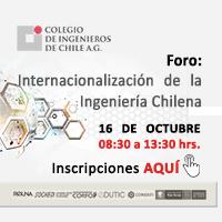 Internacionalización de la Ingeniería Chilena