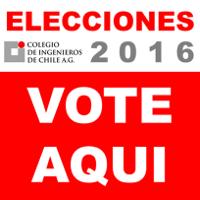 VOTACIONES ELECTRÓNICAS 18 al 23 de julio 2016