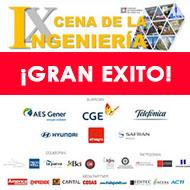 """<div style=""""text-align:center;"""">GRAN EXITO DE LA IX CENA DE LA INGENIERIA <br /></div>"""