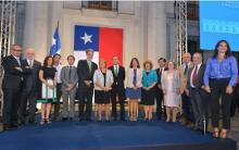Presidente Nacional participó en ceremonia de nombramiento de Consejo Asesor  Presidencial