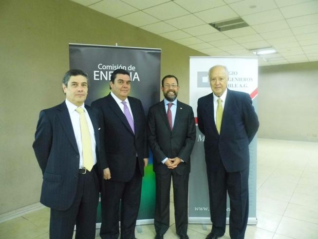 """MES DE LA ENERGÍA: Seminario """"Energía y Minería"""""""
