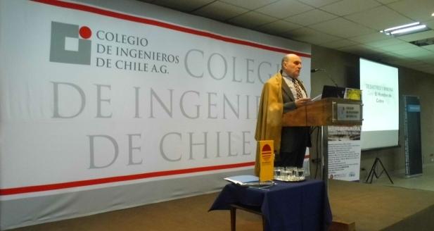 """1er Summit """"Eventos Catastróficos en la Minería Chilena"""""""
