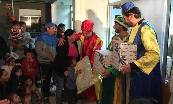Navidad Corporación Jesús Niño