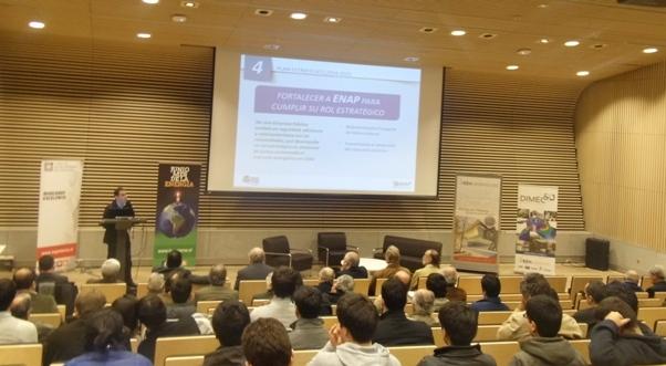 """Seminario del Mes de la Energía """"Combustibles Líquidos y Gas"""""""