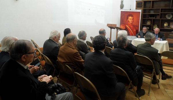 CHARLA: Condiciones, Valores y Legado de don Bernardo O'Higgins Riquelme