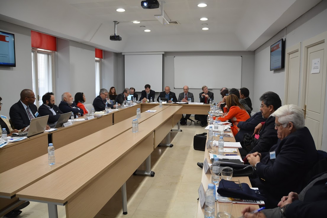 Congreso Internacional de Ingenieros Civiles. Madrid