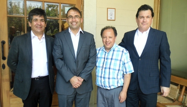 Reunión con Jorge Zuñiga