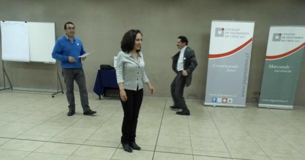 Segundo Encuentro Industriales generando redes.