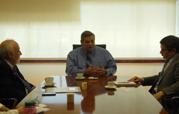 Reunión Instituto Nacional de Normalización