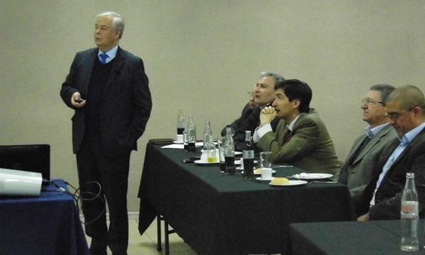"""Sesión Ampliada la Charla """"Panel 5G, un futuro no tan lejano"""""""