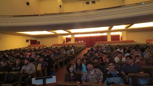 Primer Congreso Nacional de Estudiantes de Ingeniería Mecánica (CONEIM)