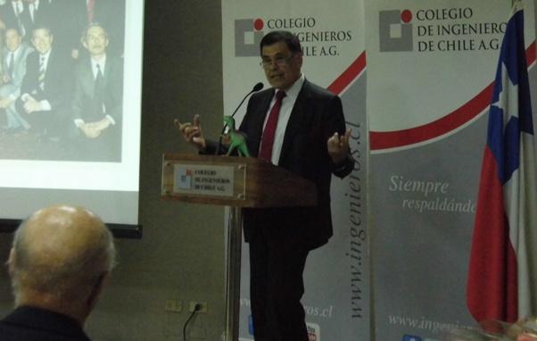 Ceremonia de celebración de 50 años de egresados de la Escuela de Ingeniería U. de Chile