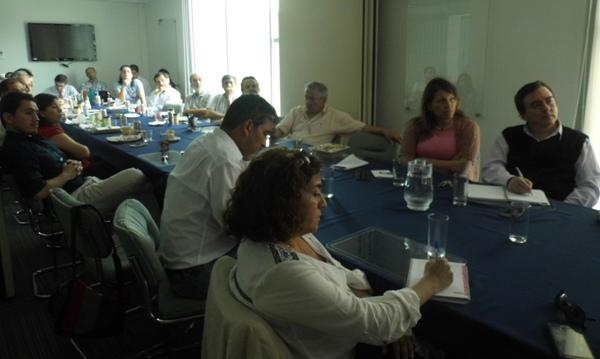"""Sesión Ampliada """"Implementación Norma de Fundiciones"""""""