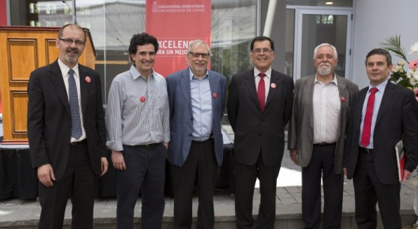 50 aniversario del Departamento de Ingeniería Industrial de la Facultad de Ciencias Físicas y Matemáticas de la Universidad de Chile
