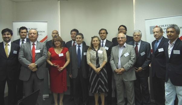 Colegio de Ingenieros creará un Observatorio del Emprendimiento e Innovación de la Ingeniería Chilena