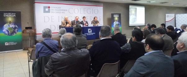 """Seminario del Mes de la Energía """"Políticas Públicas, Sociedad y Energía"""""""