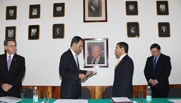 Rodrigo Barriga asumió cargo de Secretario General del IPGH
