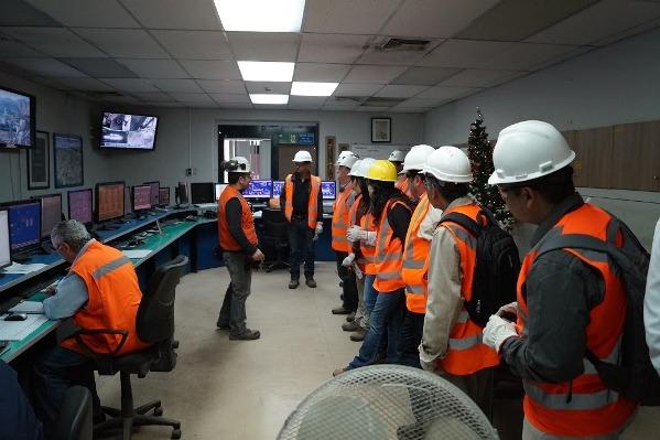 Visita Técnica Cemento Melón