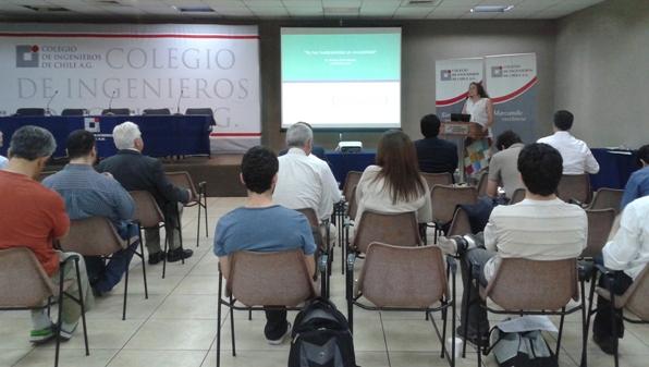 """Conferencia: """"Influencia de la Sustentabilidad en Proyectos de Ingeniería"""""""