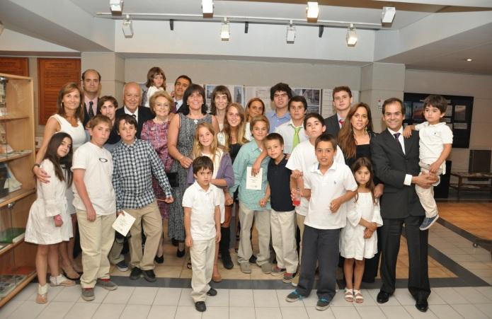 Ceremonia Premio Infraestructura 2013