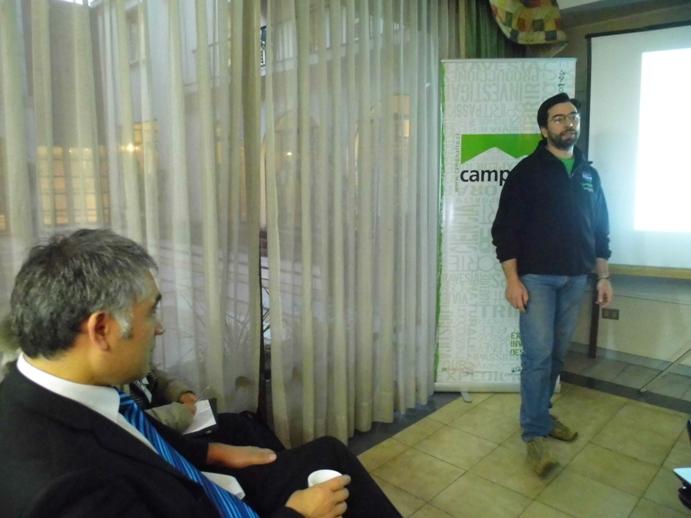 Emprendiendo con CampoAlto