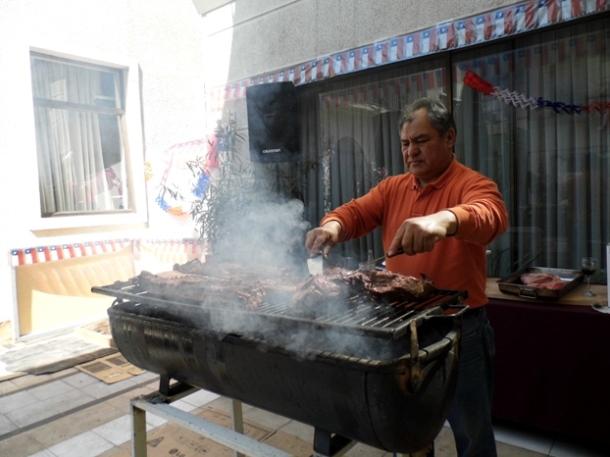 Celebración Fiestas Patrias C.I 2013