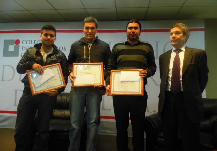 Alumnos de la Facultad de Ingeniería de la Universidad de Valparaíso Participan en Concurso del Mes De La Energía