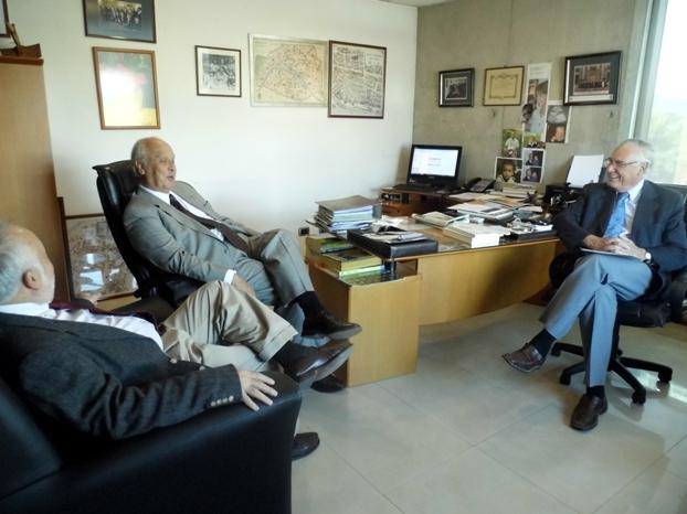 Colegio de Ingenieros elige al Sr. Sergio Jiménez como el Premio Infraestructura 2013