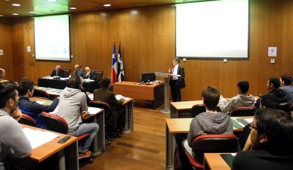 "Seminario ""Desafíos de infraestructura en Chile"""