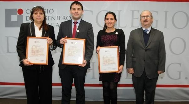 Ceremonia Nuevos Colegiados 2015