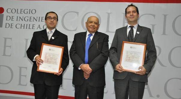 Ceremonia Nuevos Colegiados segundo periodo 2014
