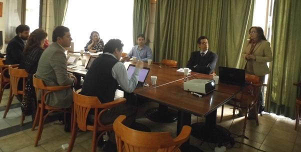 Tercer Taller del Observatorio del Emprendimiento y la Innovación en la Ingeniería Chilena
