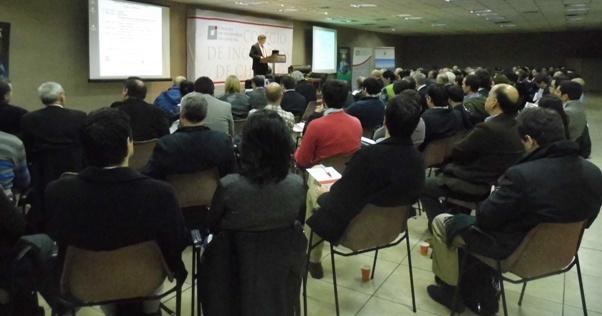 """MES DE LA ENERGÍA: Seminario """"Políticas Públicas"""""""