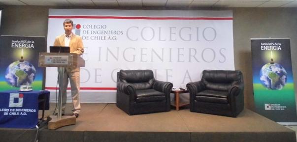 """6º Seminario del Mes de la Energía """"Innovación Tecnológica en Energía"""""""