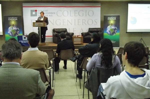 """Tercer Seminario de la 7ª versión del Mes de la Energía """"Energía y Transporte"""""""