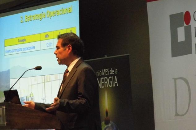La agricultura trabaja mejorar los procesos de eficiencia energética de la industria.