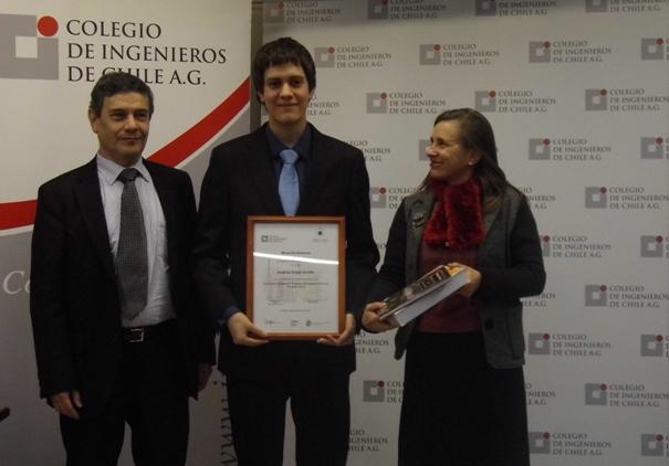 Premio Talento Matemático 2014