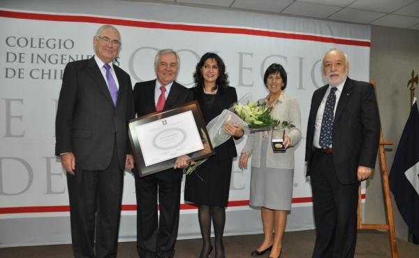Ceremonia Premio Gestión Roberto Angelini