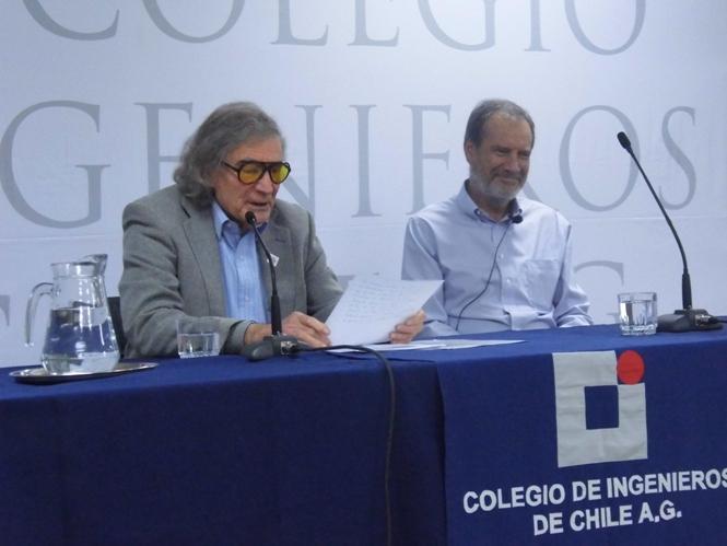 """Seminario """"Innovaciones y avances en los sistemas de observación sismológica, en proceso de instalación en Chile"""""""