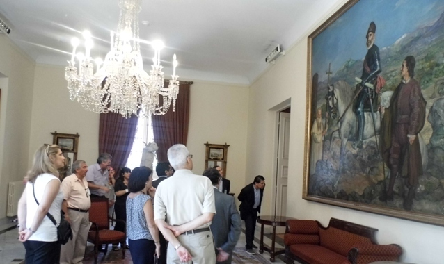 Salón Pedro de Valdivia